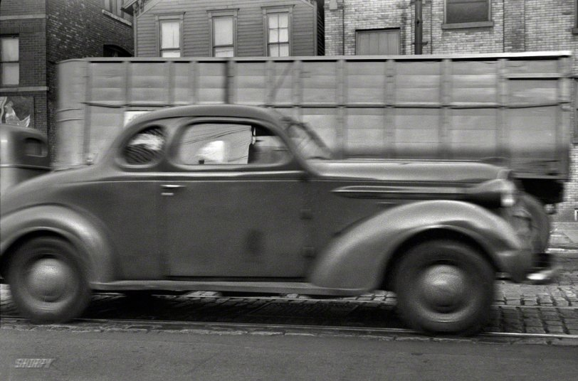 Caught in Passing: 1941