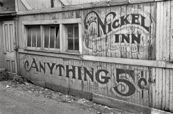 Nickel Inn: 1938
