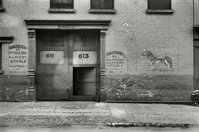 Enzer's: 1938