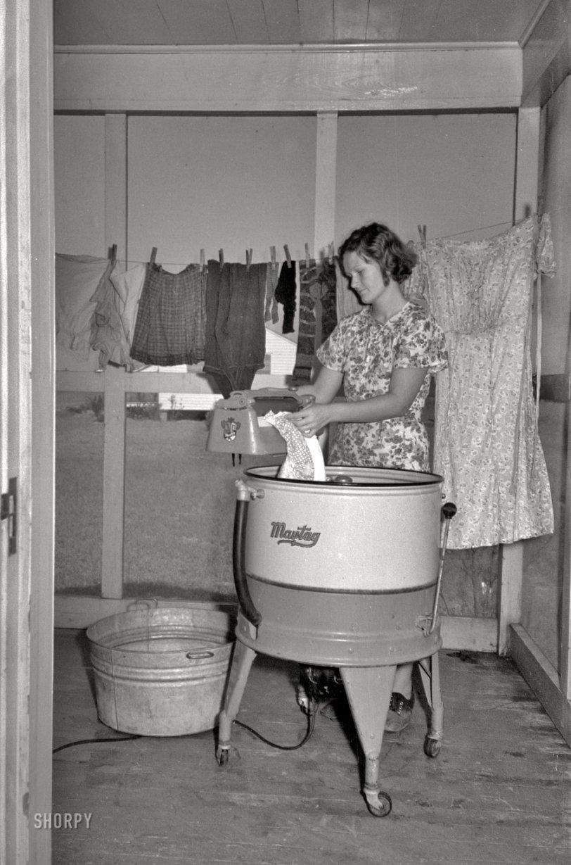 Mrs. Maytag: 1938