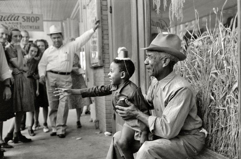 Loves a Parade: 1938