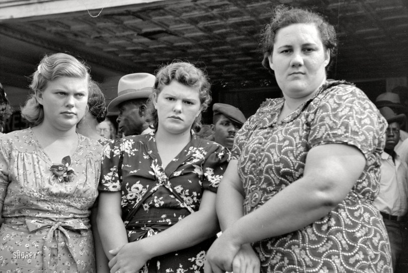 Cajun Spice Girls: 1938