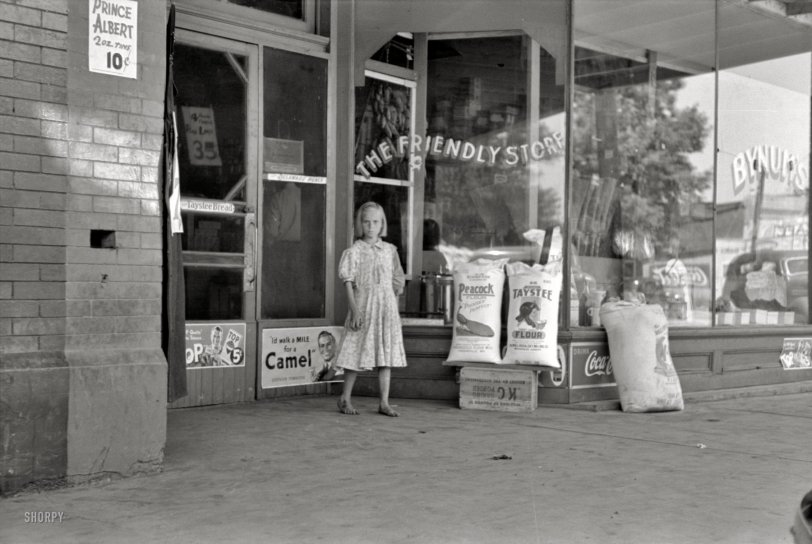 The Friendly Store: 1939