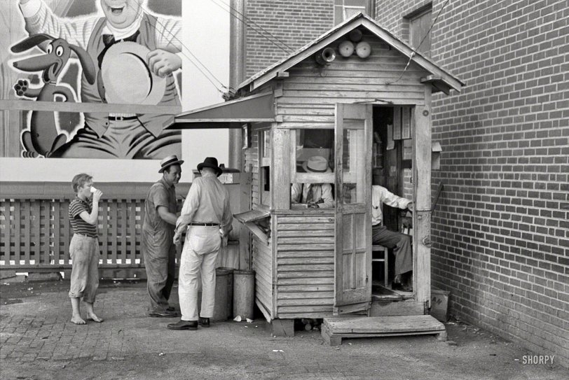 The Car Shack: 1939