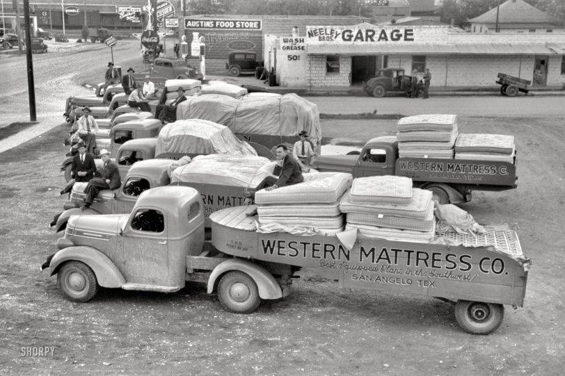 Western Mattress: 1939