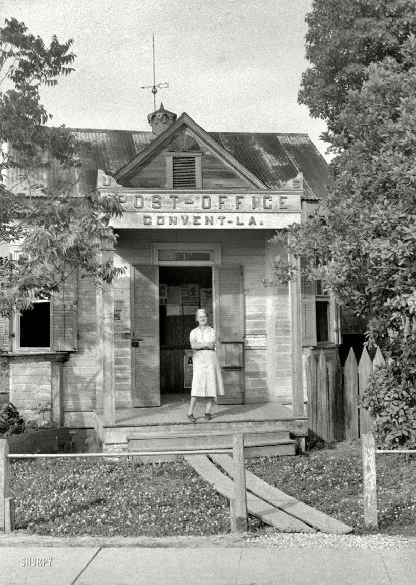 Convent Postmistress: 1939