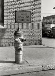 Fargo Forum: 1940