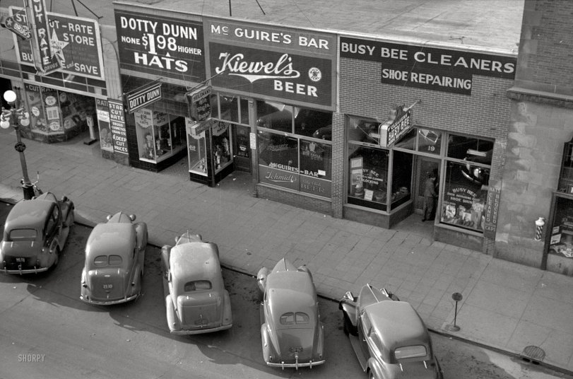 Kiewel Beer: 1940