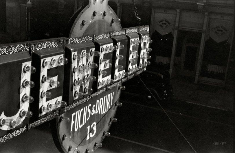 A Sign: 1941