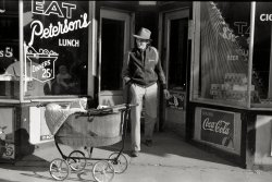 Daytime on Elm Street: 1940