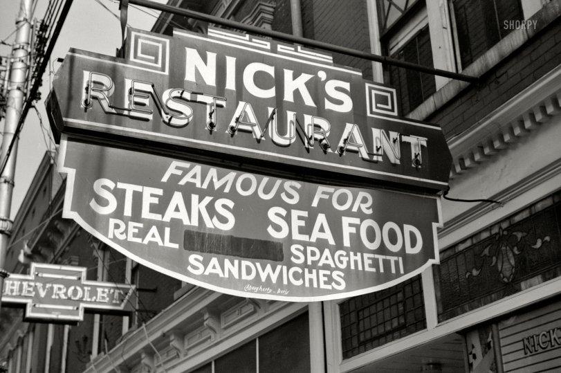 Real [Blank] Spaghetti: 1940