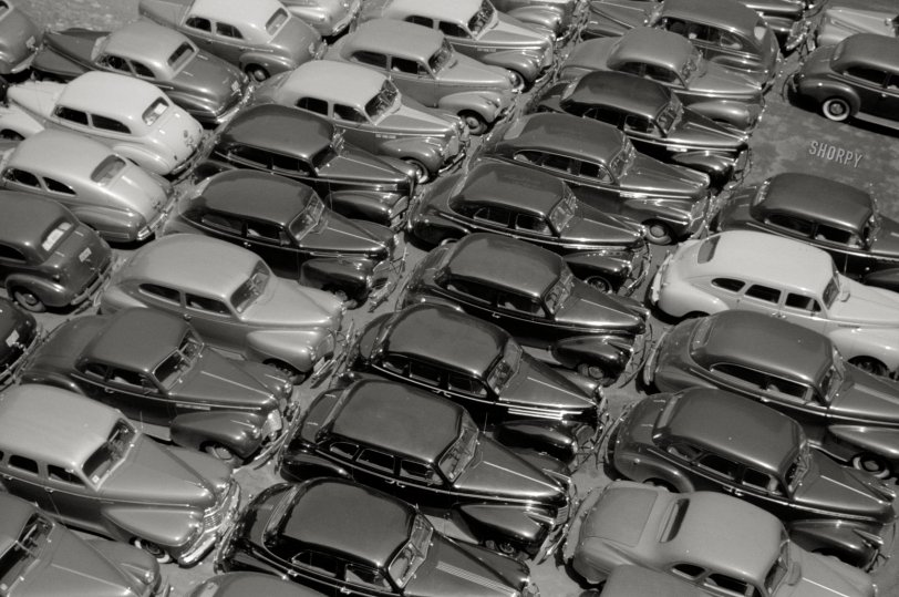 Jam-Parked: 1941