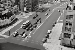 Michigan Avenue: 1941