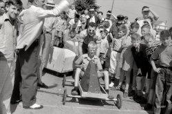 Soapbox Derby: 1940