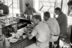 Truck Stop Cafe: 1940