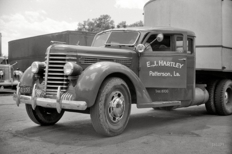 Diamond T: 1940