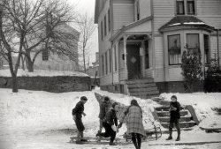 Winter Sports: 1940