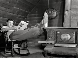 Attic Bride: 1942