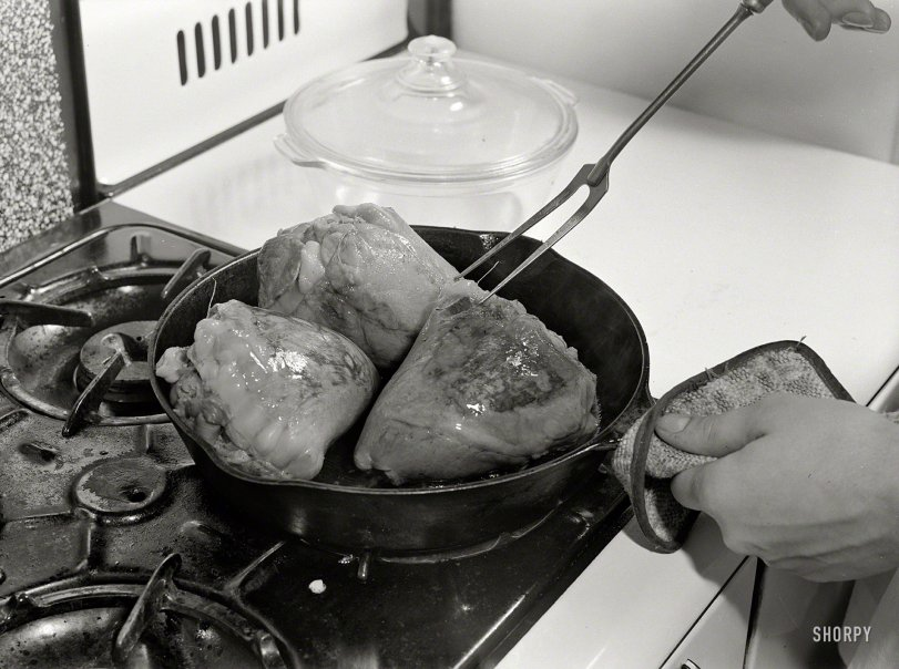 Hearts on Fryer: 1942