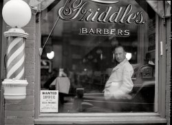 The Barber of Harrisonburg : 1941