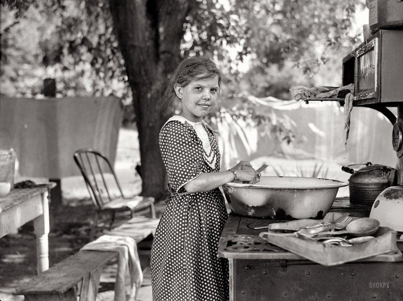 Growing Up Fast: 1936
