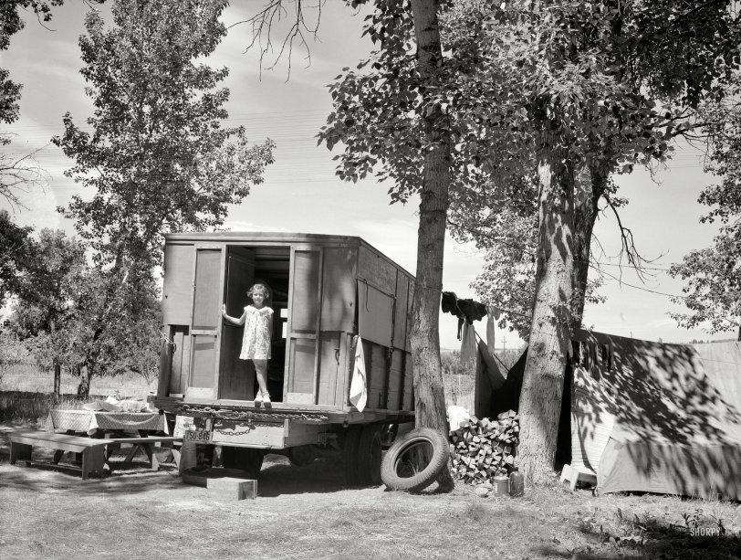 Gypsy Life: 1936