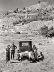 Oregon or Bust: 1936