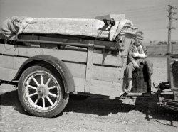 Uneasy Rider: 1936