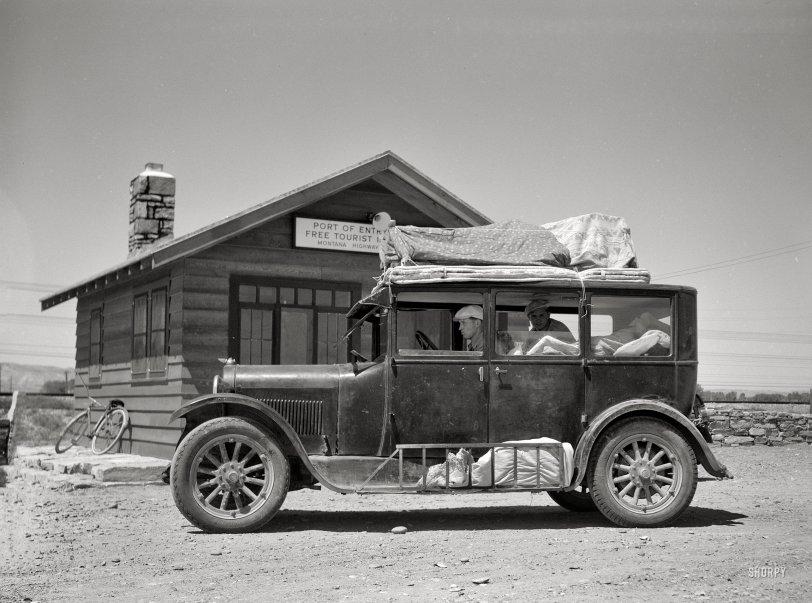 Road Trip: 1936