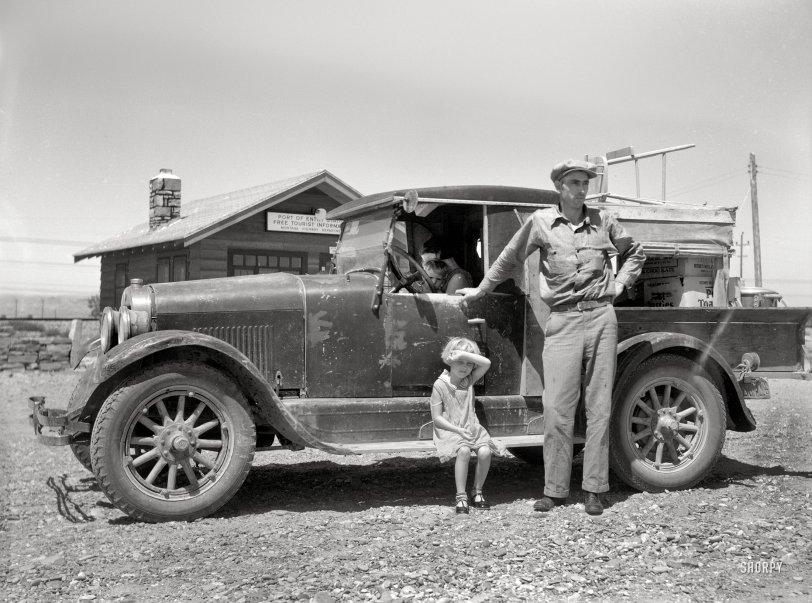 Greener Pastures: 1936