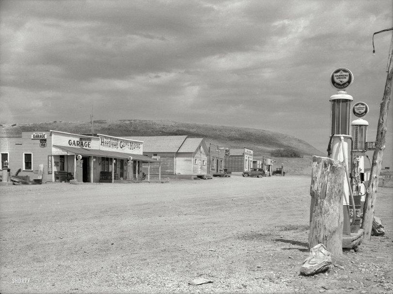 Grassy Butte: 1936