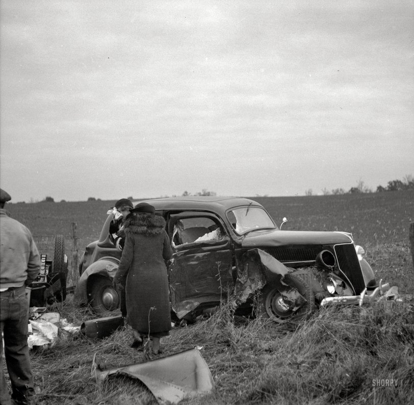 Wreck on the Highway: 1936