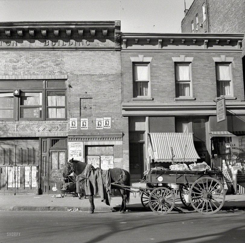 Sal's Italian Groceries: 1936