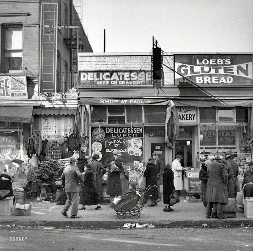 Gluten Bread: 1936