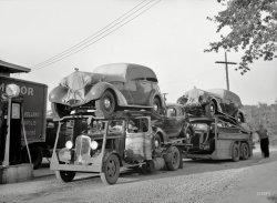 Globe Gasoline: 1936
