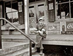Store Greeter: 1938