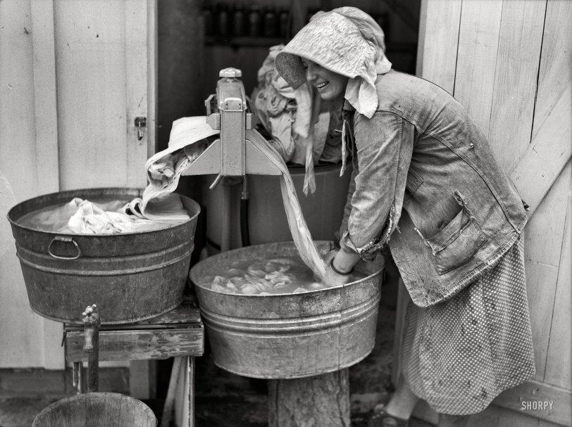 Through the Wringer: 1938