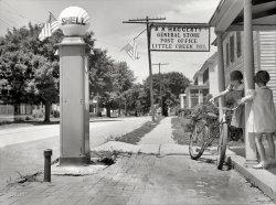 Little Creek: 1938