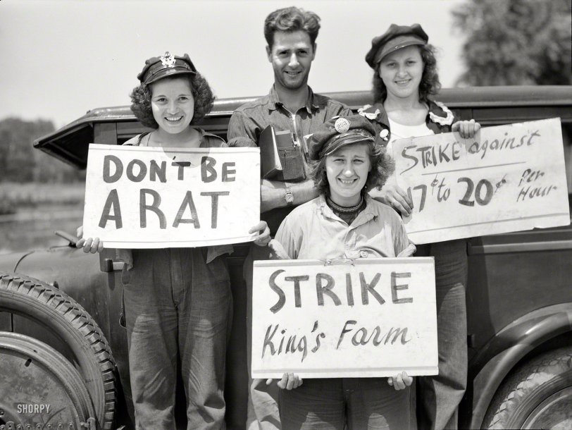The Merry Strikers: 1938