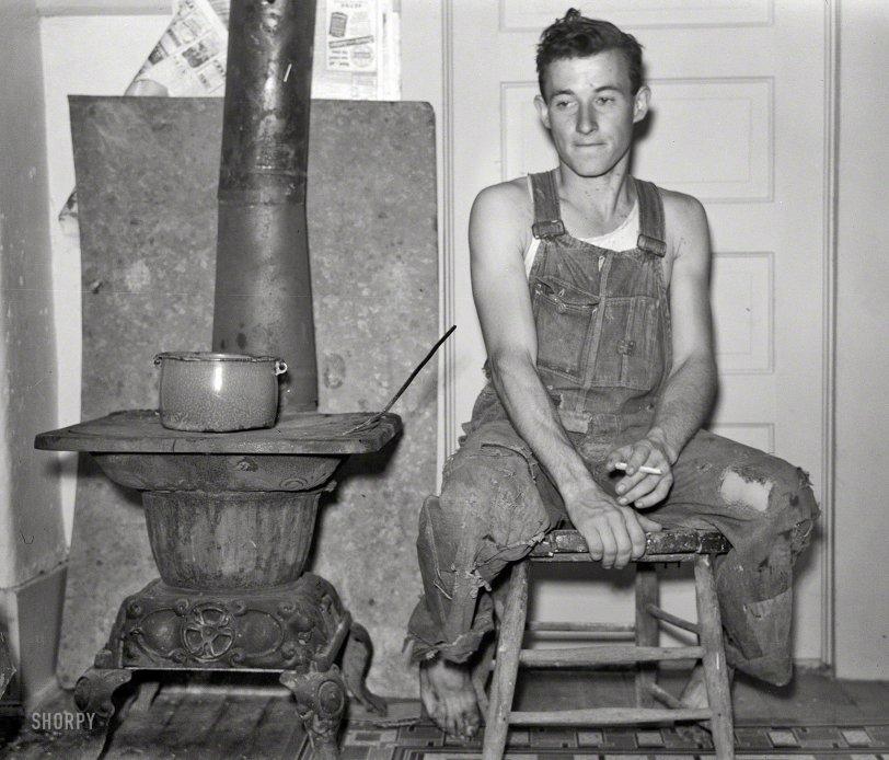 Farm Boy: 1938
