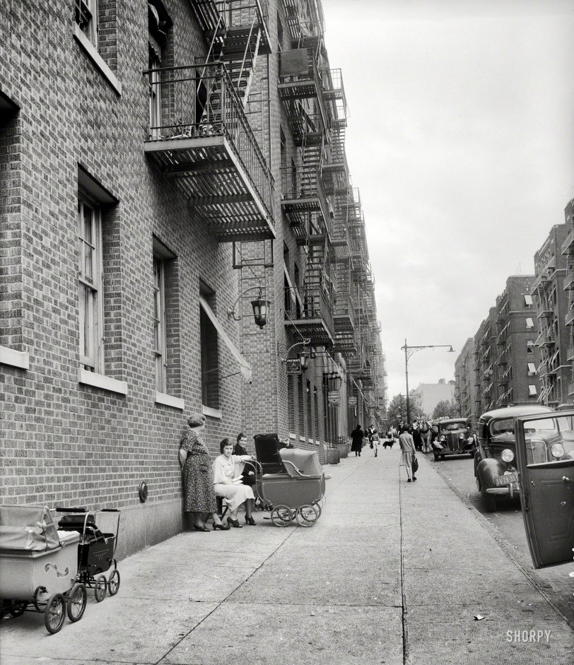 Bronx Baby Buggies: 1936