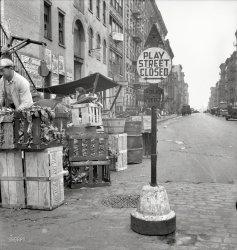 Play Street: 1936