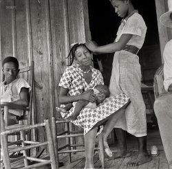 Near Earle: 1936