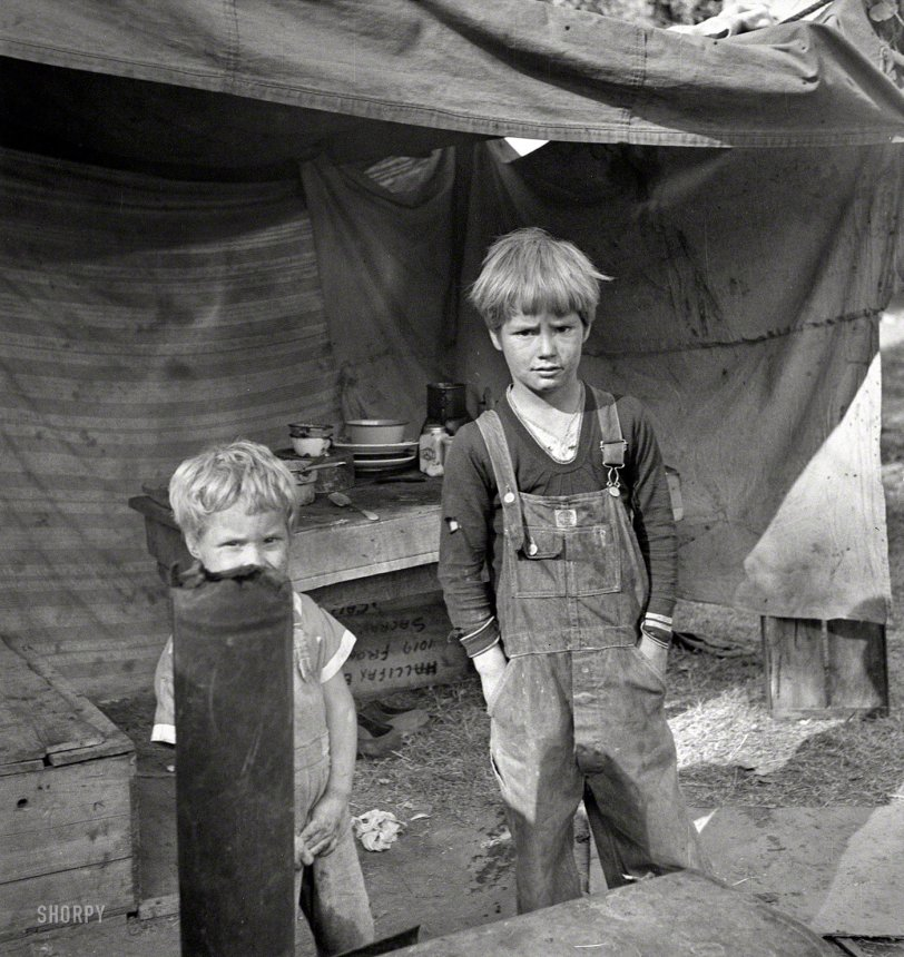 When I Was a Kid: 1936