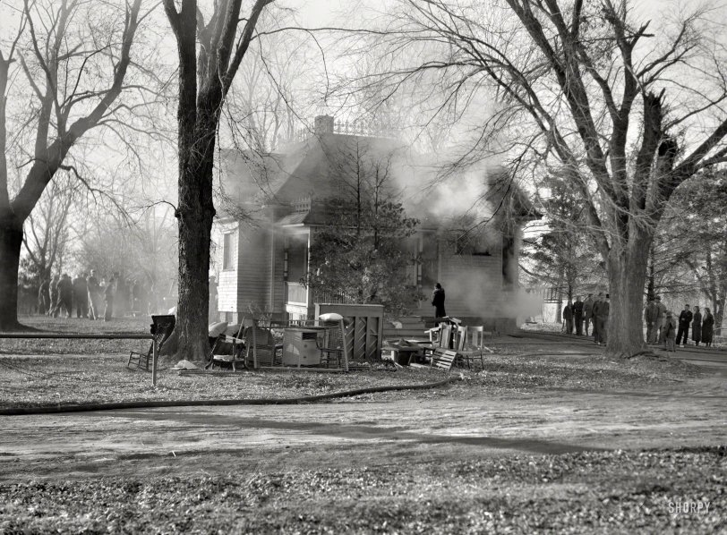 House on Fire: 1936