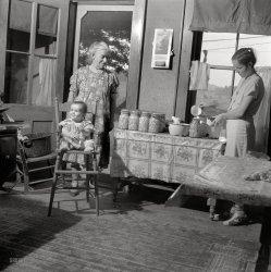 Baby Vegetables: 1940