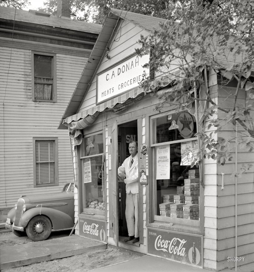 Small Business: 1940