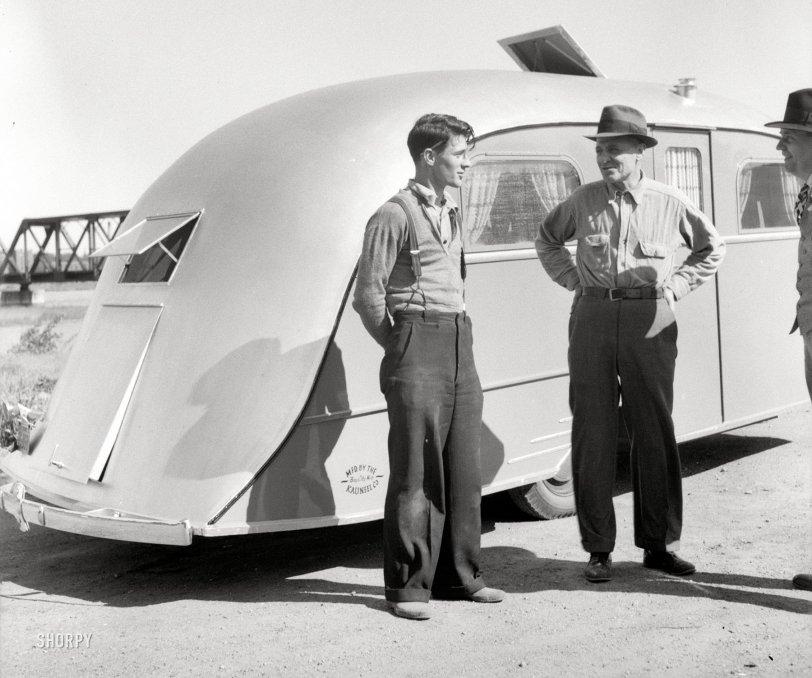 Streamliner: 1936