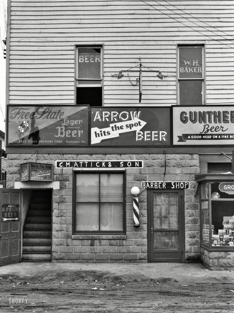 Beer Here: 1937