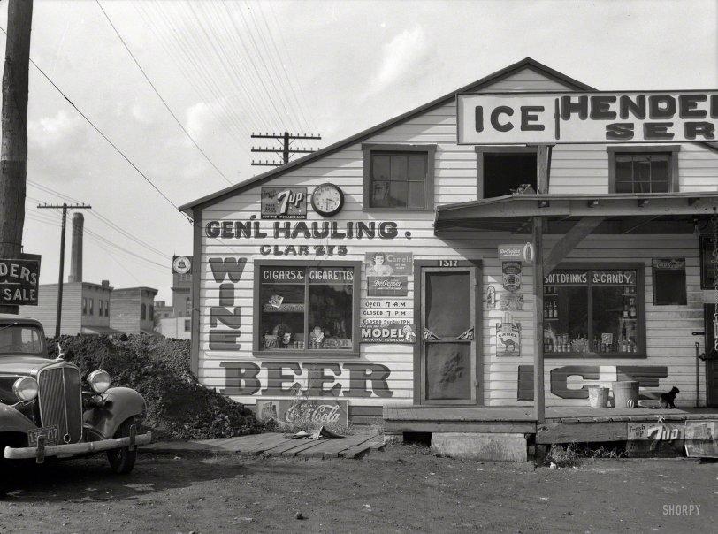 Fresh Up: 1937